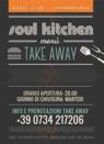 Menu Soul Kitchen