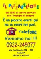 Il Pizzarellone, Ragusa