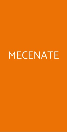 Mecenate, Lucca