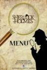 Menu Sherlock Holmes