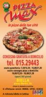 Pizza Max, Biella