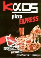 Kaos Pizza, Siracusa