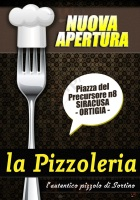 La Pizzoleria Ortigia, Siracusa
