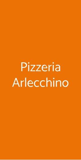 Menu Pizzeria Arlecchino
