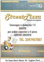 Street Pizza, Cagliari