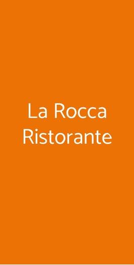 La Rocca Ristorante, Vogogna