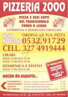 2000, Ferrara