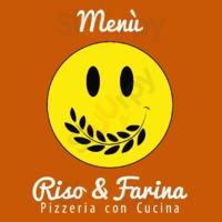 Menu Riso & Farina