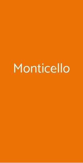 Monticello, Pombia