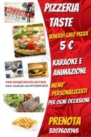 Taste, Carbonia Iglesias