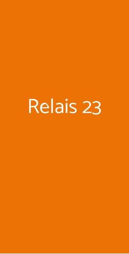 Relais 23, Castelnuovo Belbo