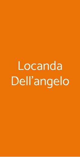 Locanda Dell'angelo, Montiglio Monferrato
