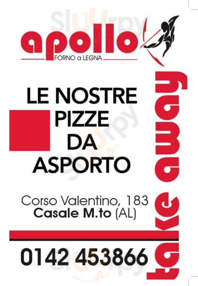 Pizzeria Ristorante Apollo, Casale Monferrato