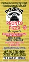 Pronto Pizza, Rapallo