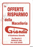 Macelleria Gianello, Rapallo