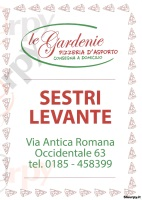 Le Gardenie, Sestri Levante