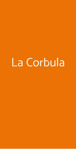 La Corbula, Novi Ligure