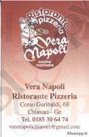 Vera Napoli, Chiavari