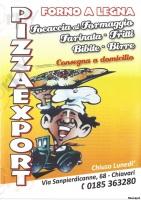 Pizza Export, Chiavari