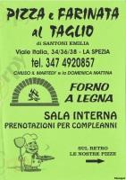 Pizza E Farinata Al Taglio, La Spezia