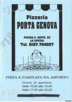 Porta Genova, La Spezia
