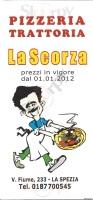 La Scorza, La Spezia
