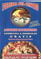 Pizzeria Del Centro, Busalla