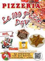 Menu LE 100 PIZZE D&V