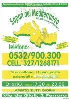 Sapori Del Mediterraneo, Ferrara