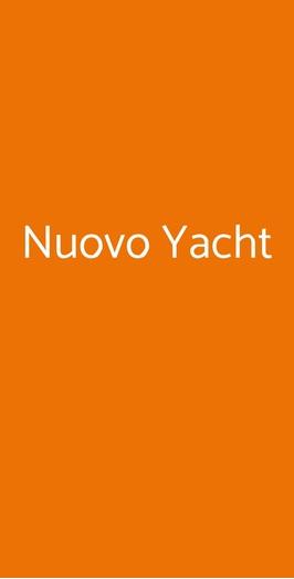 Nuovo Yacht, Milano