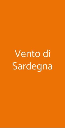 Vento Di Sardegna, Milano