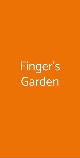 Finger's Garden, Milano