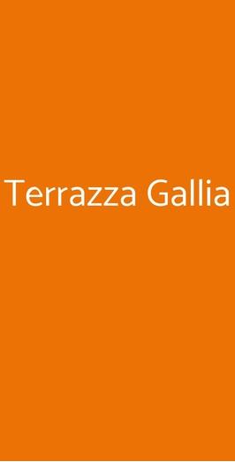 Terrazza Gallia A Milano Menù Prezzi Recensioni Del