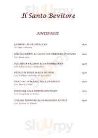 Ristorante Santo Bevitore, Milano