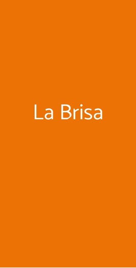 La Brisa, Milano
