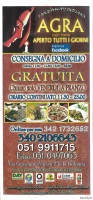 Agra Fast Food, Bologna