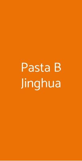 Pasta B Jinghua, Milano