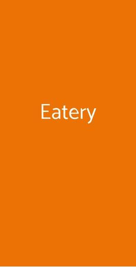 Eatery, Milano