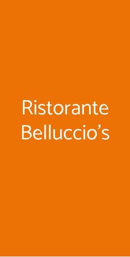 Ristorante Belluccio's, Milano