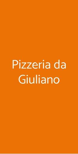 Pizzeria Da Giuliano, Milano