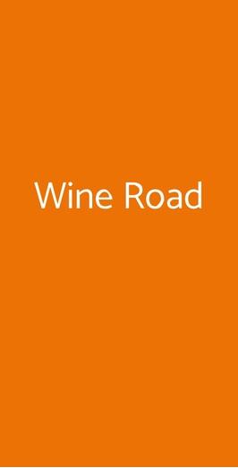 Wine Road, Milano