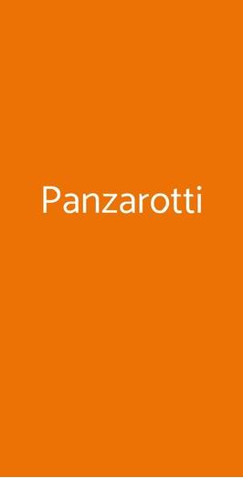 Panzarotti, Milano