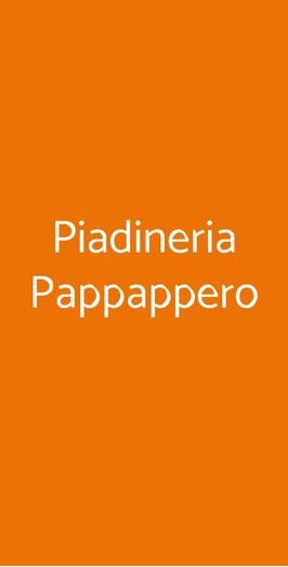 Piadineria Pappappero, Milano