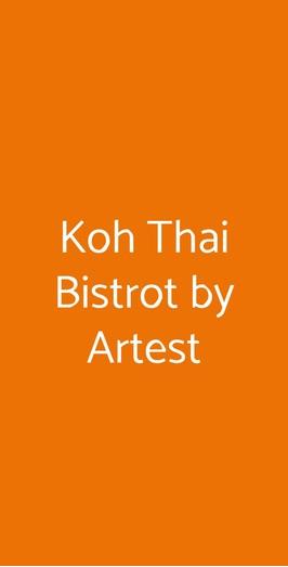 Koh Thai Bistrot By Artest, Milano
