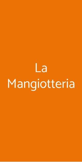 La Mangiotteria, Milano