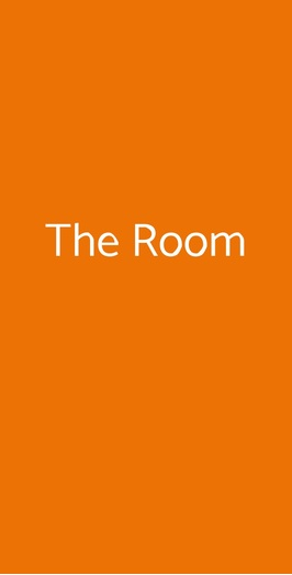 The Room, Milano