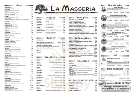 La Masseria, Milano