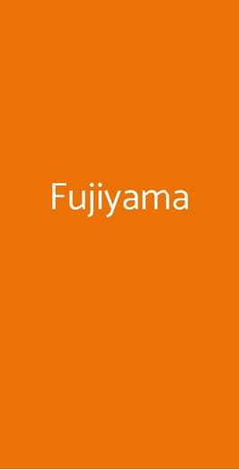 Fujiyama, Milano