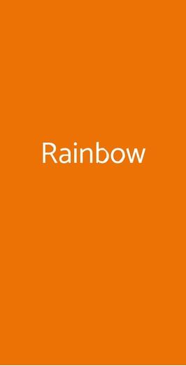 Rainbow, Milano