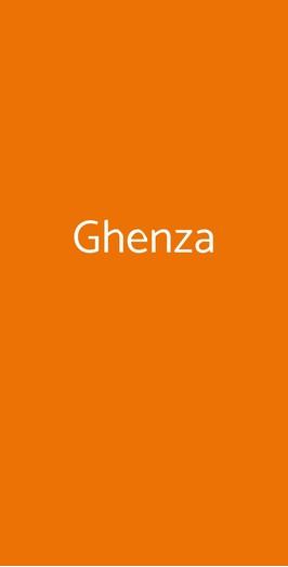 Ghenza, Milano